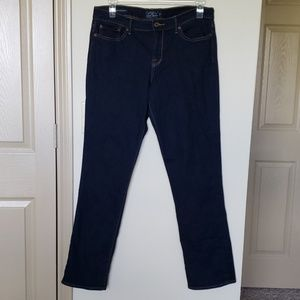 Lucky Brand Sweet n Straight Jeans Sz 14/32 R